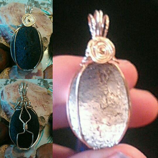 Cintamani Stone Pendant, Amulet